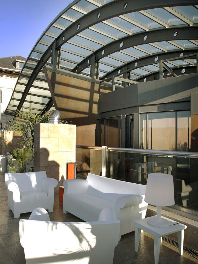 Terrazas con encanto newswhy for Derby hotels collection